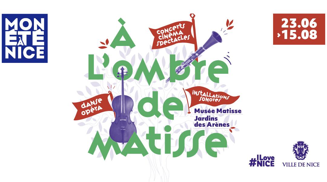 À l'ombre de Matisse 2021